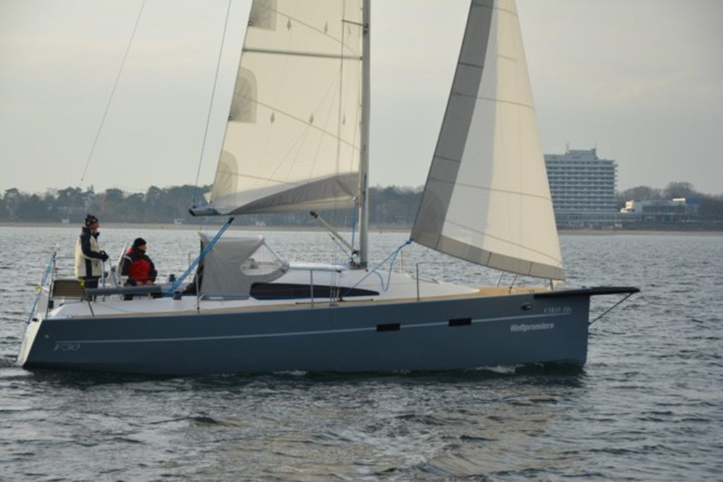 Sailboat Viko S30